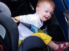 The Graco Extend2Fit Convertible Car Seat: Rear-Facing for Longer