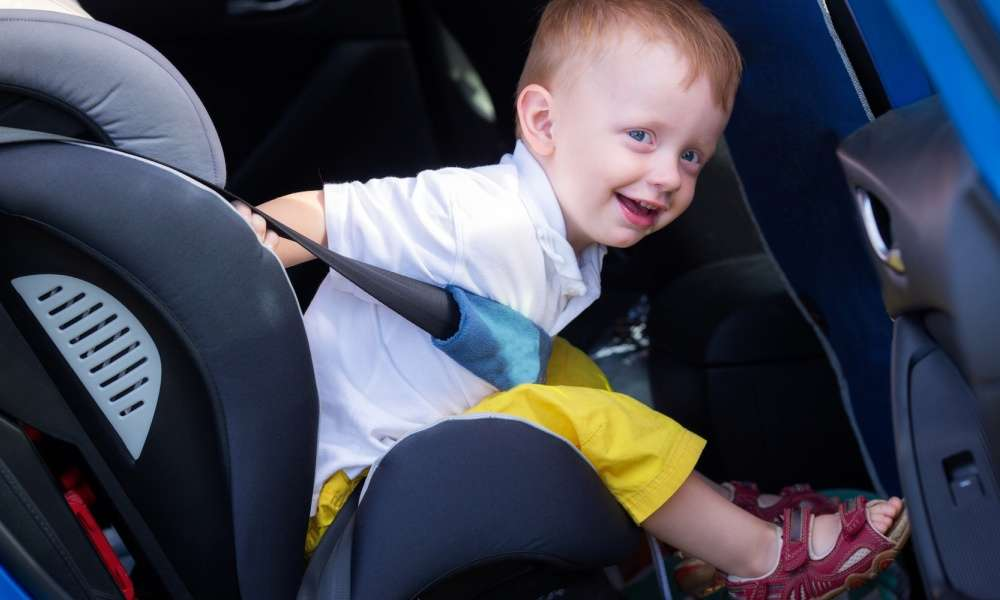 The Graco Extend2Fit Convertible Car Seat Rear-Facing for Longer