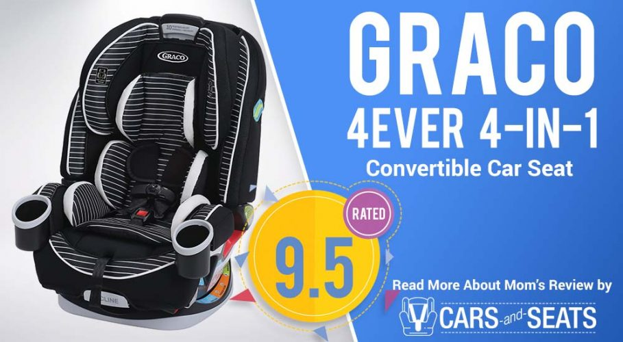Graco 4Ever 4-in-1 Convertible Car Seat – Mom's Review
